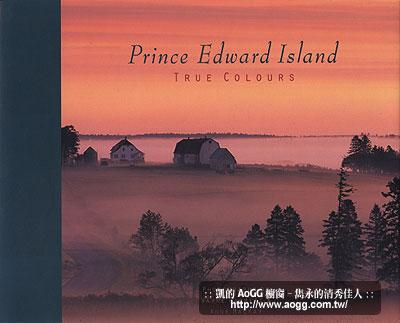愛德華王子島的多樣面貌 (精裝)